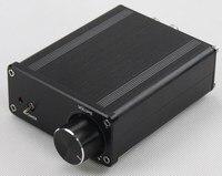 Mini amplificador TDA7498 AMPLIFICADOR DE POTENCIA DE ESCRITORIO 2 0 con condensadores Nkon 2200 UF/35 V y Smens AMP 2*100 w DC24V 3A