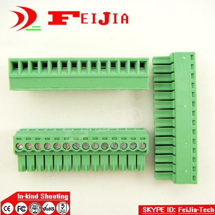 15EDG-3.5-14P 14Pin Plug Screw Terminal Block ROHS connector 3.5mm 10pcs/lot Free shipping15EDG-3.5-14P 14Pin Plug Screw Terminal Block ROHS connector 3.5mm 10pcs/lot Free shipping