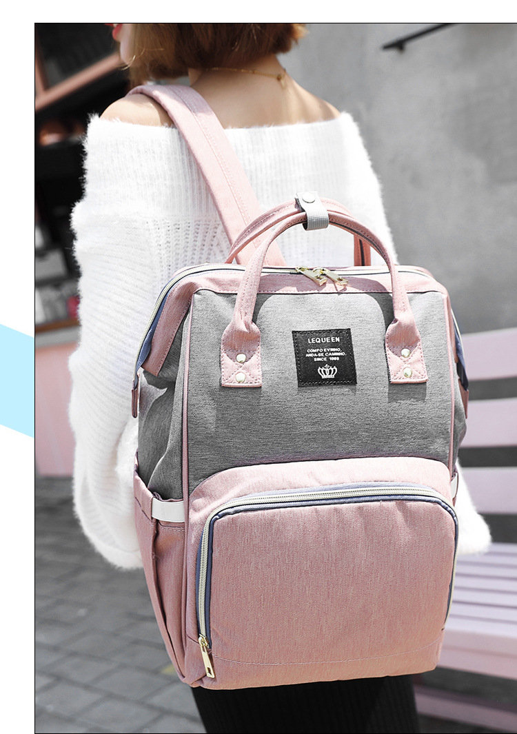 HTB1dmC1aWSs3KVjSZPiq6AsiVXai Baby Diaper Bag Unicorn Backpack Fashion Mummy Maternity Mother Brand Mom Backpack Nappy Changing Baby Bags for Mom