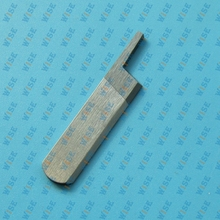 KNIFE # B4108-352-00DH Carbide Upper Blade Serger Bernette MO203 MO204 MO234