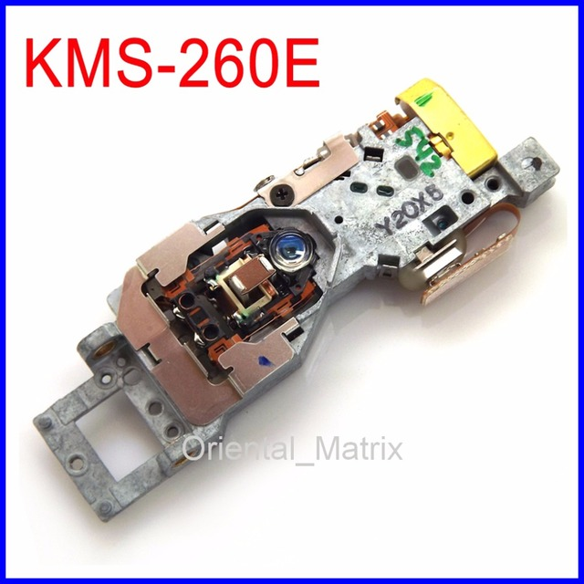 Frete grátis kms-260e md260 260e kms md optical pickup laser lens lasereinheit bloc optique pode substituto para sony kms-260a