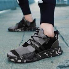 Chaussures pour jeunes hommes, légères et respirantes, confortables, taille 46, nouveau Style d'été