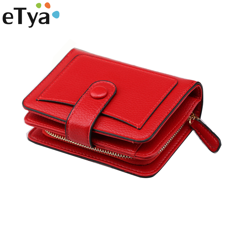 PU Leather Women Wallets Fashion Zipper Small Female Purse Girls Short Purse Card Holder High Quality Clutch Wallet ttou female small standard wallet solid simple pu leather women short wallets hasp vintage lady girls coins purse card holder