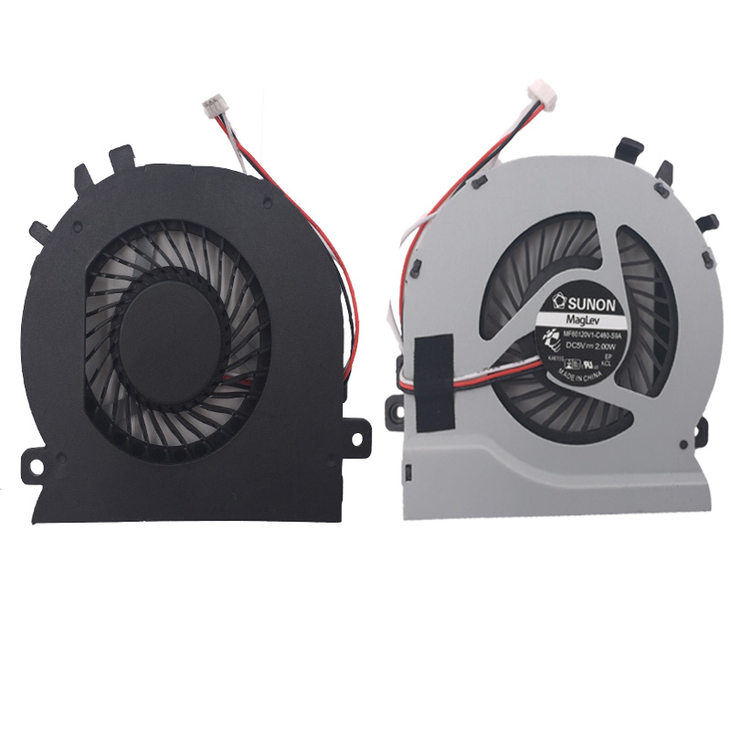 Купить с кэшбэком NEW Laptop Cooler FAN For SAMSUNG NP270E5E NP270E5V NP300E5E NP300E5V PN:MF75090V1-C230-G9A CPU Cooler/Radiator Fan