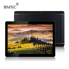 BMXC 2018 Newest Google Android 6.0 OS 10.1 inch tablet 4G LTE Octa Core 4GB RAM 32GB ROM 1920*1200 IPS Kids Gift Tablets 10