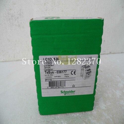 [SA] New original authentic special sales - contactor LC1D25BL Spot --5pcs/lot
