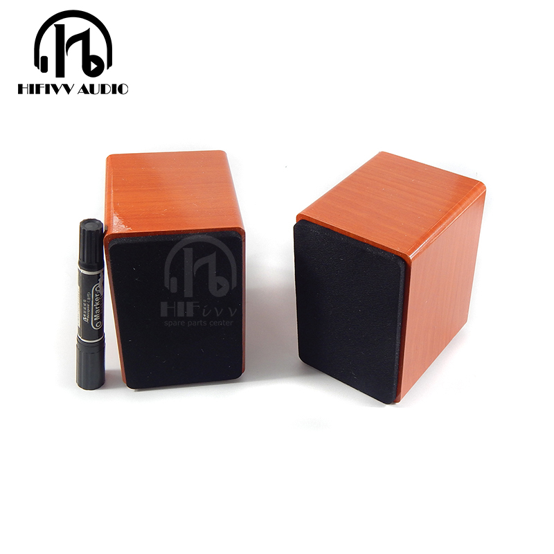 HIFivv audio 2pcs Speaker 3 inch Full Range Speaker 4ohm 15W audio 3 Inch speaker