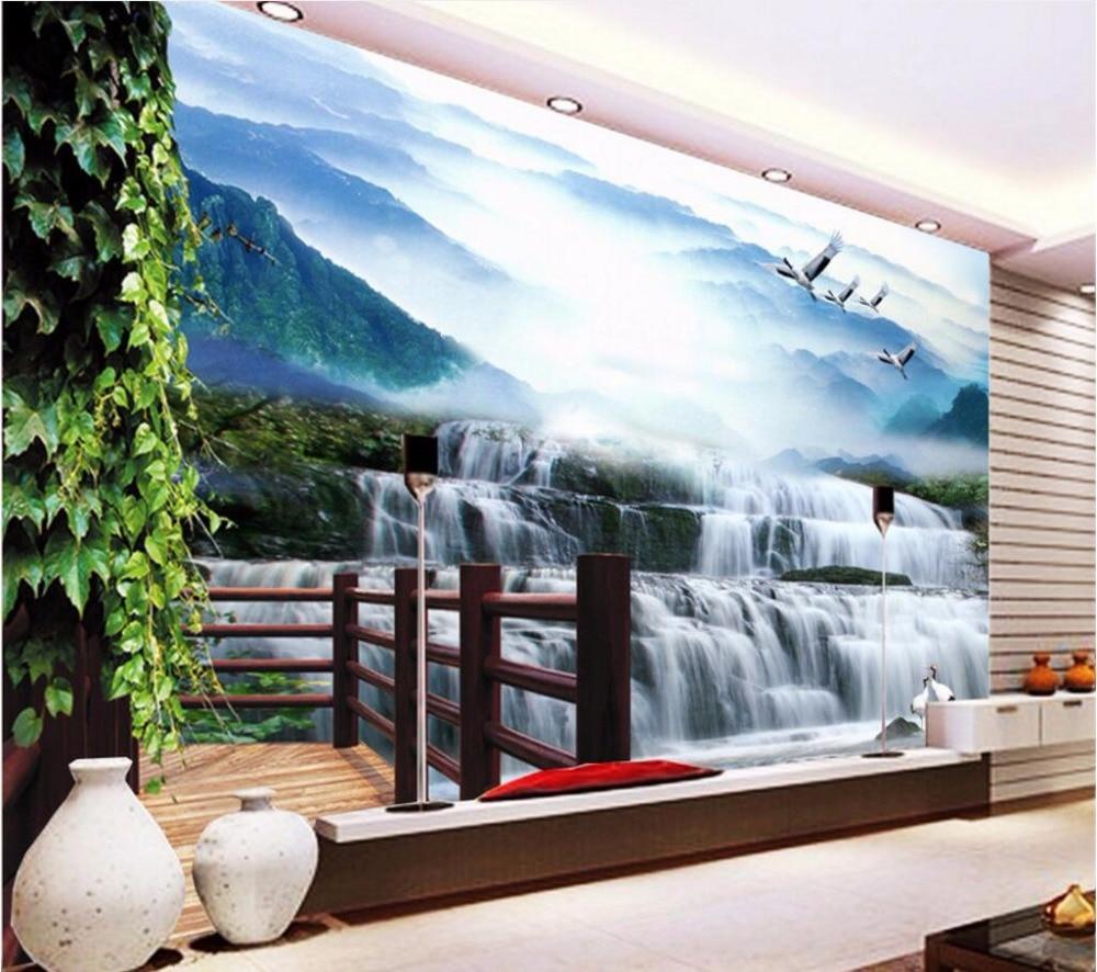Online Get Cheap Wall Water Falls Aliexpresscom Alibaba Group