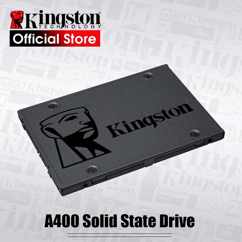 Kingston Digitale A400 SSD 120 gb 240 gb 480 gb SATA 3 2,5 zoll Interne Solid State Drive HDD Fest festplatte HD SSD 240 gb Notebook PC