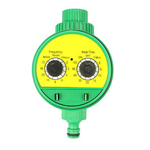 garden water timer Irrigation controller of automatic automatically watering the flowers family knob-based