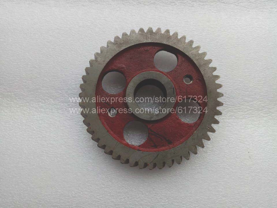 Yangdong Y385T Y480 engine for Jinma series tractor, the camshaft timing gear, part number: Y480G-02011 jiangdong engine jd495t for tractor like jinma luzhong etc the water pump part number