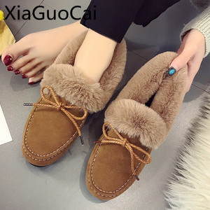 Winter Warm Brand Women Flat S