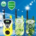 2 PCS Crianças Brinquedos Para As Crianças Pretend Play Brinquedos Walkie Talkies Walkie Talkies Camouflage Amarelo Engraçado Dom Brinquedos Eletrônicos TY48