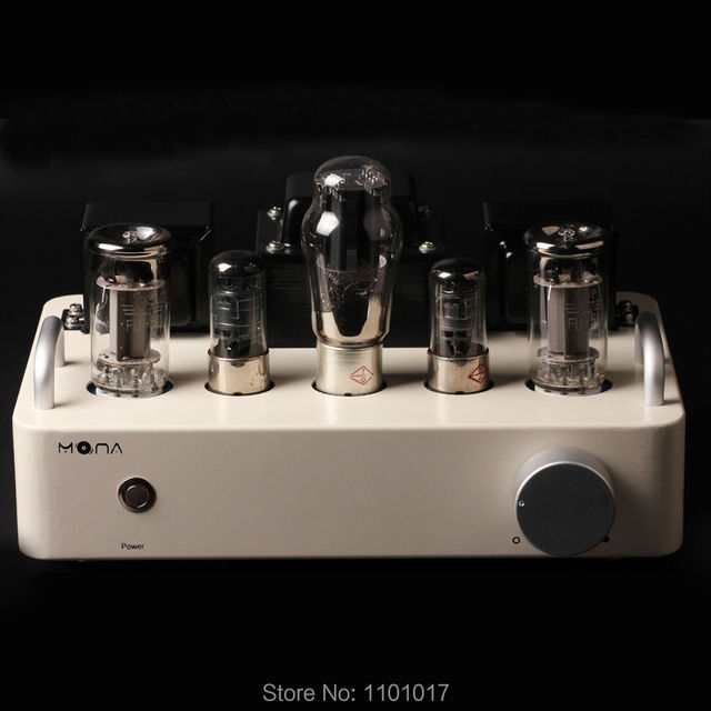 HIMING MONA FU50 Tube Amplifier HIFI EXQUIS Signal-ended handmade fu-50 lamp amps RMFU50W
