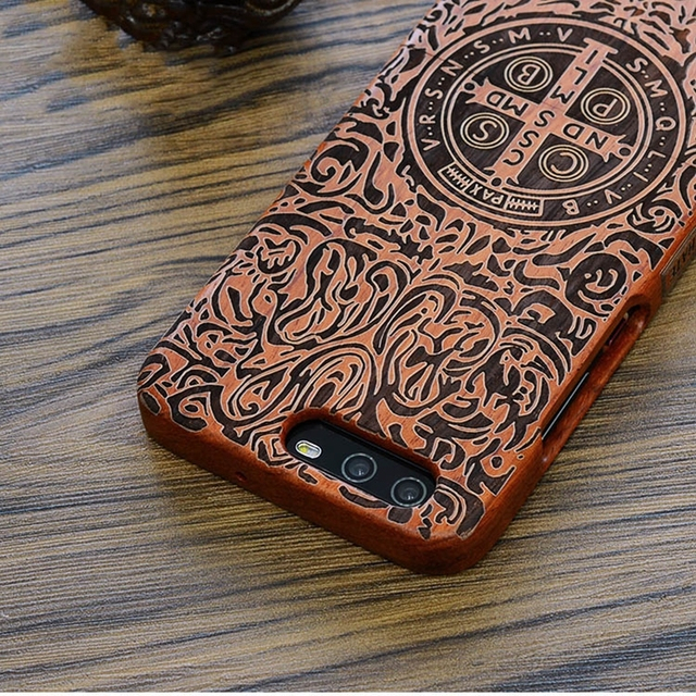 Wooden Phone Case for Huawei Models – Two Parts Quality Case