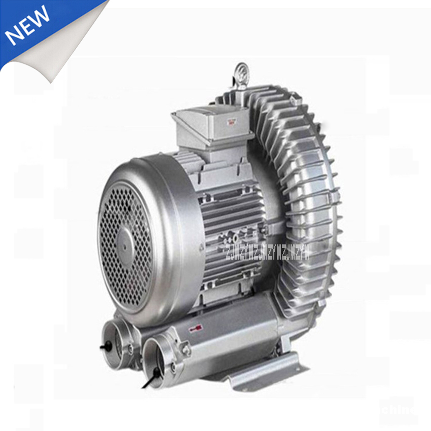 цена на New Arrival High Pressure Blower Ring Vortex Blower High Prssure Air Pump 2RB230-7AH160 220V/380v