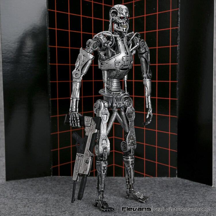 The Terminator Endoskeleton PVC Action Figure Collectible Model Toy 7