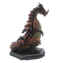 Japan Monster Hunter XX Lao Shan Lon Dragon Model Collectible Action Figure Toy Gift