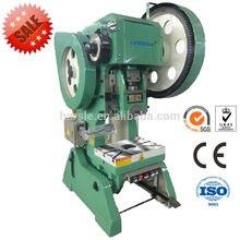 J23 63T sheet metal working machinery hydraulic stamping machine stainless steel fabrication punching machine