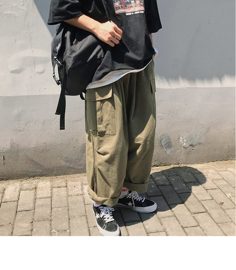 Streetwear Modo States casual 9