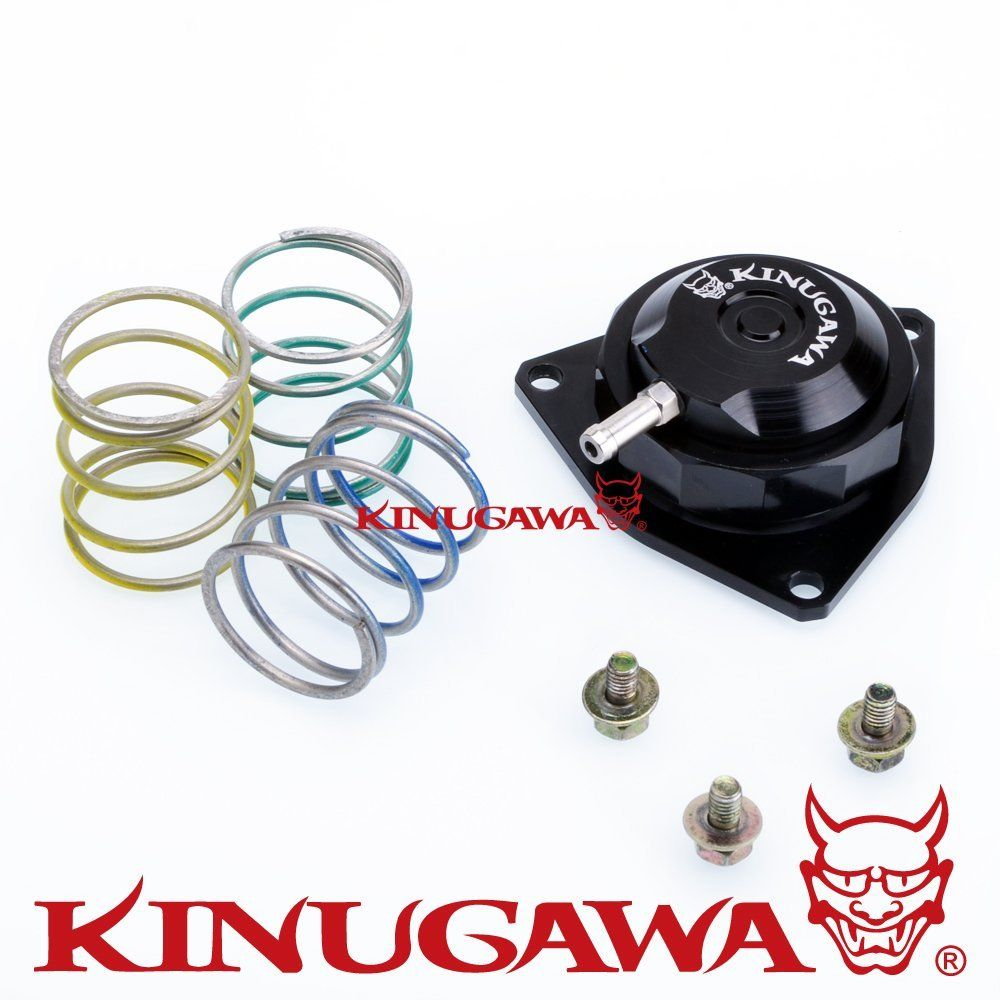 Kinugawa Recirculating Valve Kit w/ 3 Spring for SAAB / for VOLVO / for Dodge SRT-4 / for GM цена