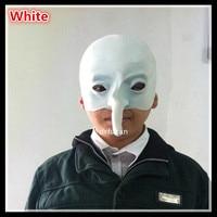 Halloween Party Cosplay Long Nose Woodpecker Mask Rubber Latex Animal Long Beak Mask Holiday Slipk Photo Photography Props