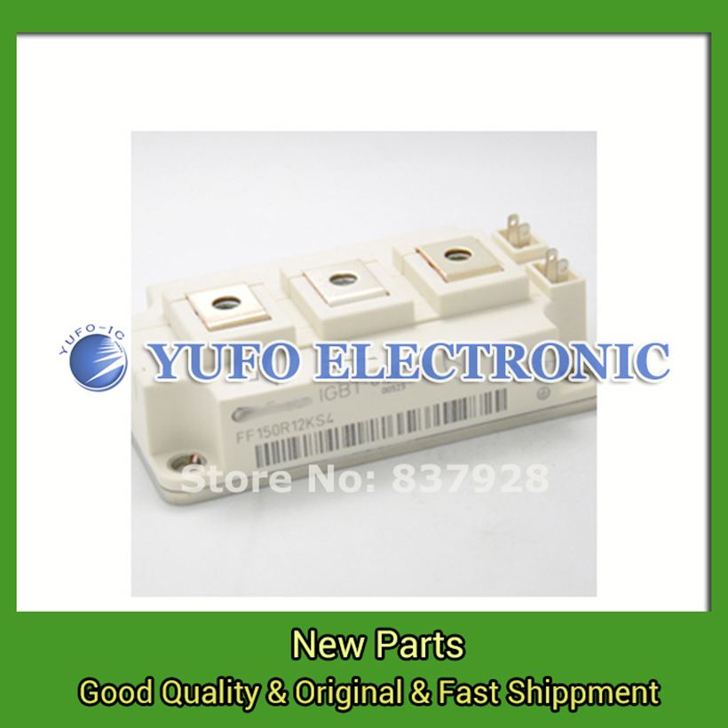 цена на Free Shipping 1PCS FF150R12KS4 Power Modules original new supply advantages Welcome to order YF0617 relay
