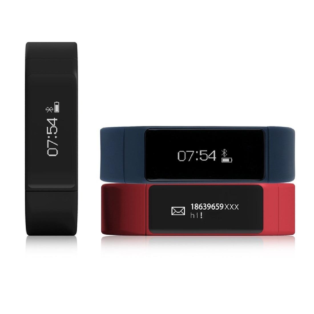 New for iwown i5 plus Smart Wristband Bluetooth 4 0 Smartband Smart Band Passometer Sleep Monitor