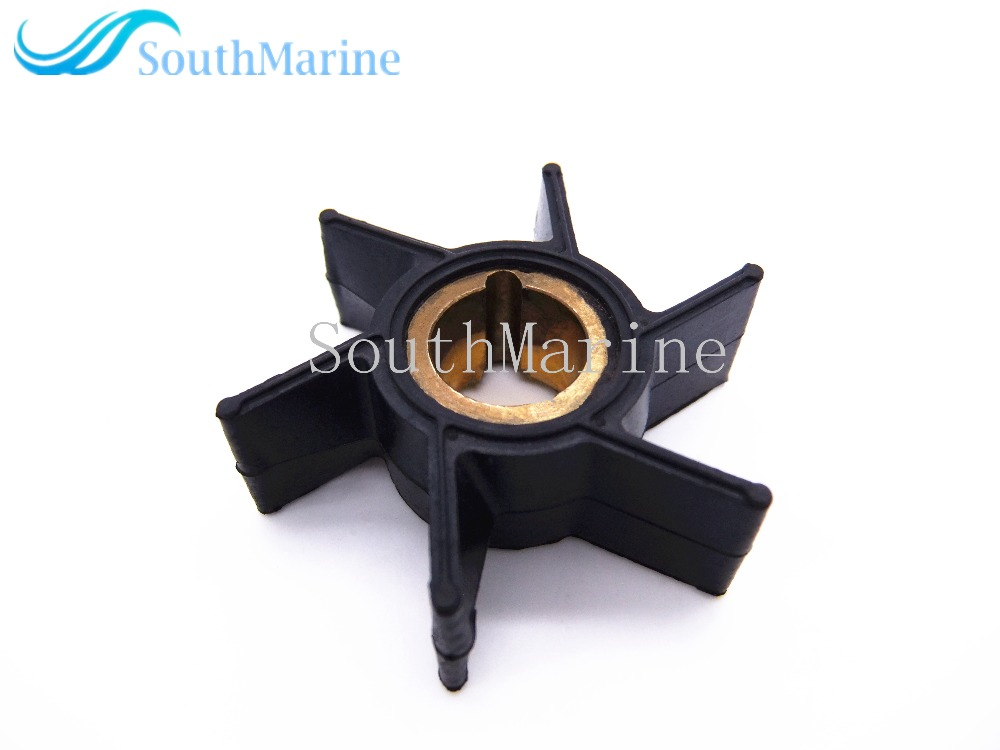 US $12 45 34% OFF|8095020 Boat Engine Impeller for Selva 4 stroke 9 9hp and  2 stroke 6hp 15hp outboard motors-in Boat Engine from Automobiles &
