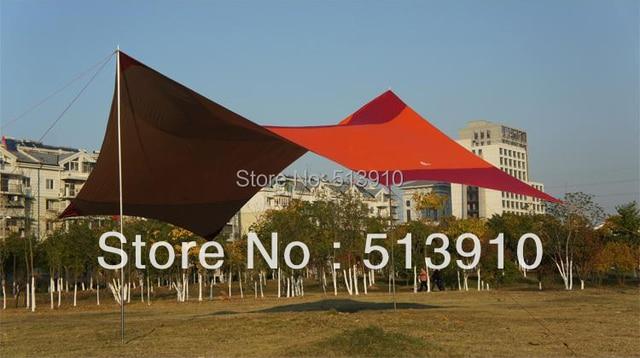 King canopy 5.5*5.6m super large size UV car sunshade tent/Hexagonal Punta & King canopy 5.5*5.6m super large size UV car sunshade tent ...
