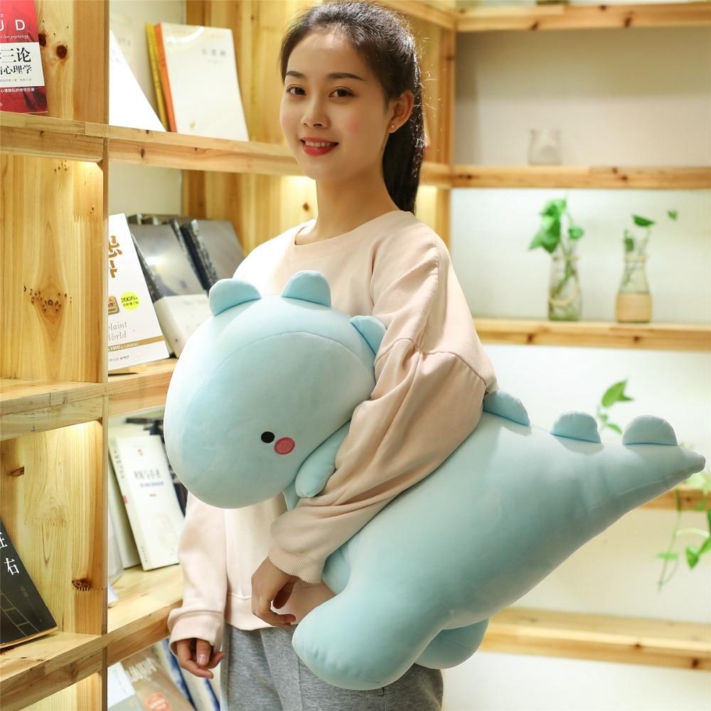 New Arrive 30-50CM Dinosaur Plush Toys Kawaii Stuffed Soft Animal Doll for Children Baby Kids Cartoon Toy Classic Gift(China)