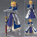 Anime Fate Stay night Figma227 Ppi Cero Sable Knight Chica Arthur Acción PVC Figure Collection Modelo Juguetes Muñeca 15 cm SA447