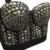 Único Multicolor Tachonado Rhinestone Gaga Bustier Diamond Push Up Bralette Night Club Recortada Top Chaleco Más El Tamaño del Sujetador de Las Mujeres