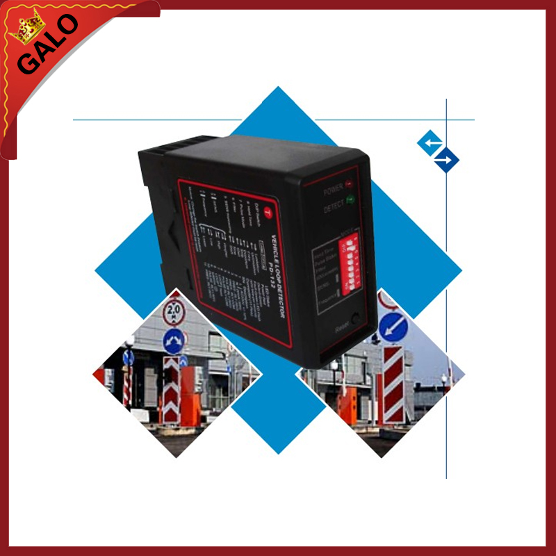 Single Channel inductive Loop Detector Automatic Gate and barrier gate /loop controller/traffic counters DC12V DV24V 110v 220V подсвечник loop хром медь 1281248