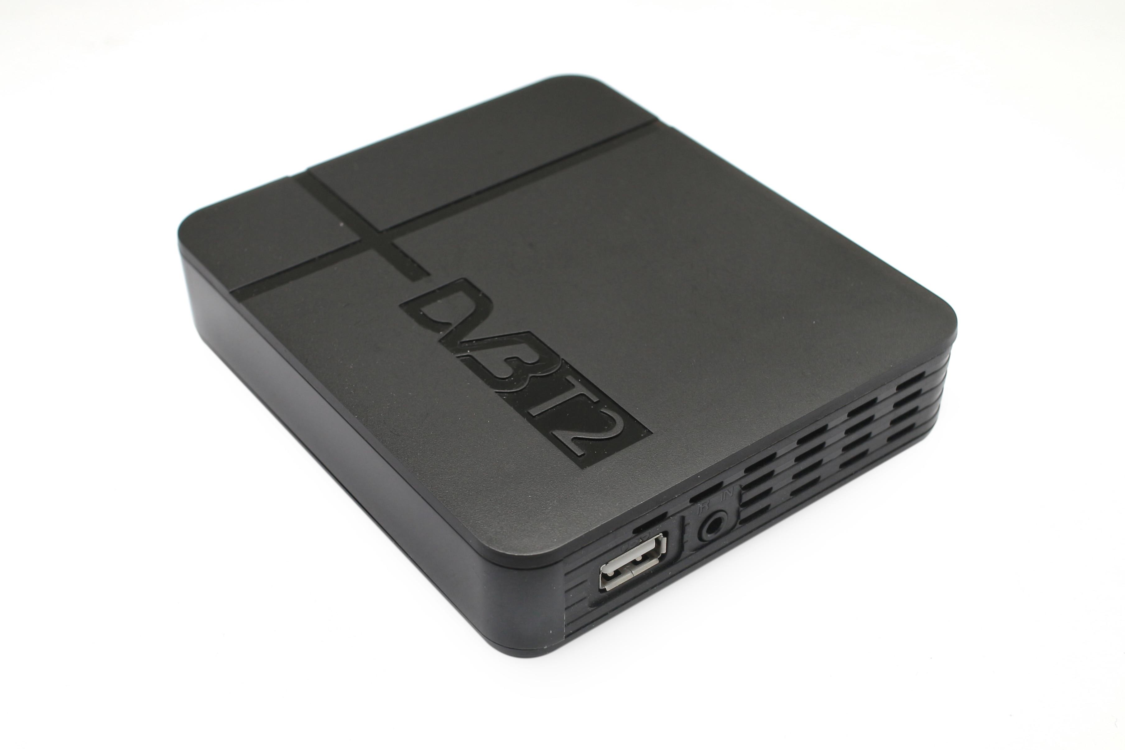 TV Box DVB T2 Digital TV Terrestrial Receiver DVB-T2 MPEG-2/-4 H.265 Support IPTV HDMI Set Top Box For Europe/Russian DVBK2max