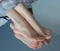 Бесплатный SHIIPING фабрика прямые продажи житейских Размеры секс куклы японский силиконовые манекен ног для Обувь/Носки для девочек/Ножные бр