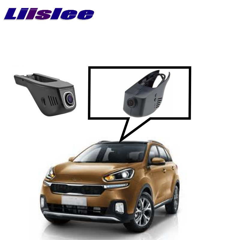 Liislee Wifi DVR Record Driving Dash-Camera 1 for KIA Car-Road KX3