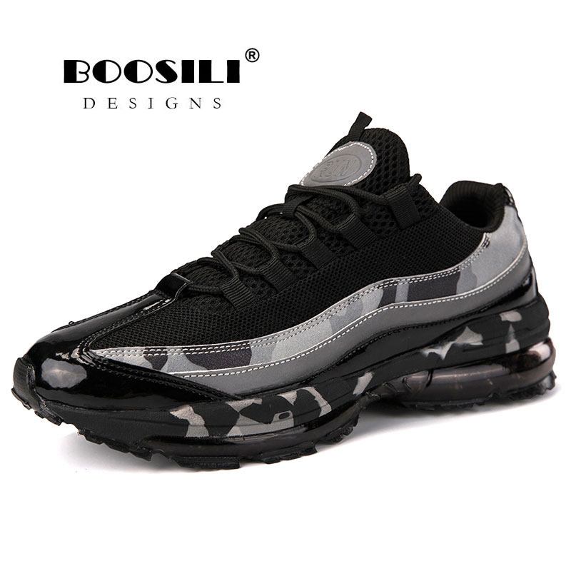 2019 Mens Sneakers Air Mesh Men Causal Shoes Plus Size Trainers Baskets Homme Kr