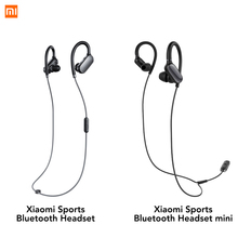 цена на Xiaomi Sport Bluetooth Earphone Youth mini Stereo Headset Waterproof Wireless earbuds in ear Earphone with Mic