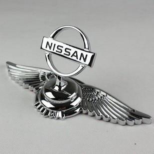 Free Shipping Used For Nissan Eagle Stand Mark Car Chrome Logo Hood Ornaments Badge Emblem High Quality