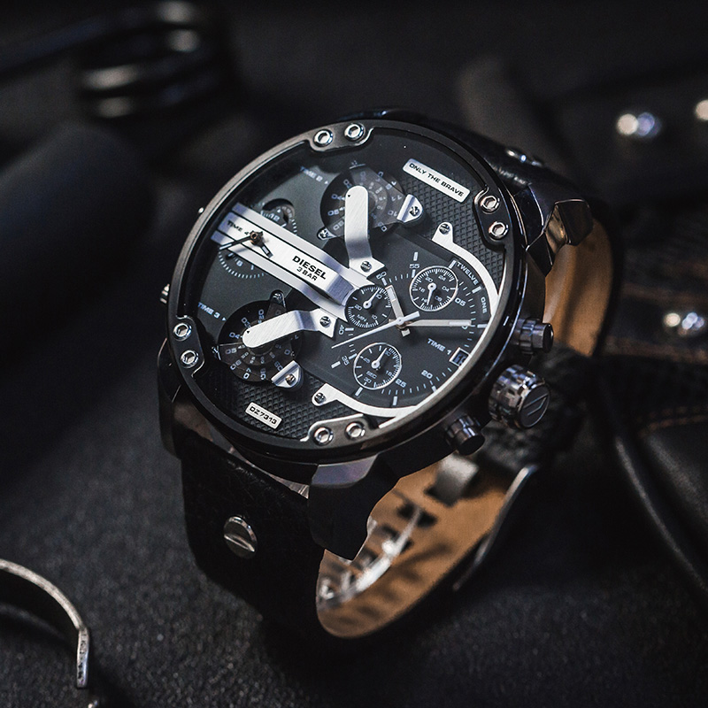 Diesel watch clocks and watches for men Fashion and leisure quartz watch Brand products DZ7313Diesel watch clocks and watches for men Fashion and leisure quartz watch Brand products DZ7313