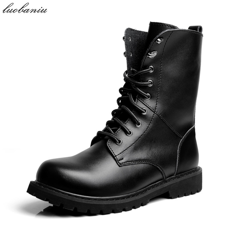 Popular Soft Leather Boots Men-Buy Cheap Soft Leather Boots Men ...