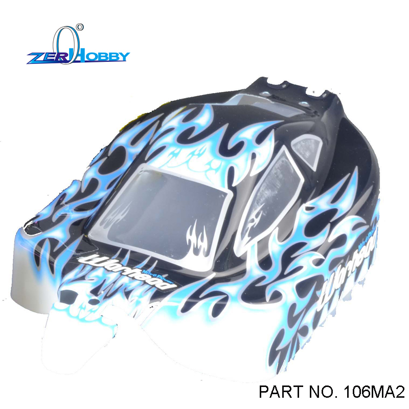 RC CAR BUGGY 2PCS BODY SHELL 31*17.6 HSP OFF ROAD HOBBY REMOTE CONTROL 1/10 ELECTRIC NITRO RC CAR BODYSHELLS 10706 10707 106MA2