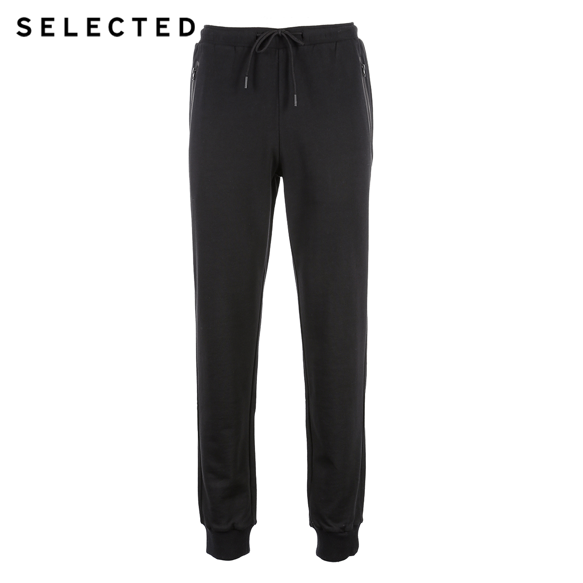 Ont CHOISI l'été nouvelle hommes de coton faisceau de sport pantalons décontractés S | 4182W2528 - 5