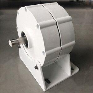 Image 4 - 800W 500r/m Permanent Magnet Generator AC Alternator for Vertical Wind Turbine Generator 24V 48v