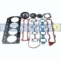 Kit de Junta do motor Completo para Takeuchi TB53FR TB53RF TB145 TB153FR|Kits p/ reconstrução do motor|Automóveis e motos -