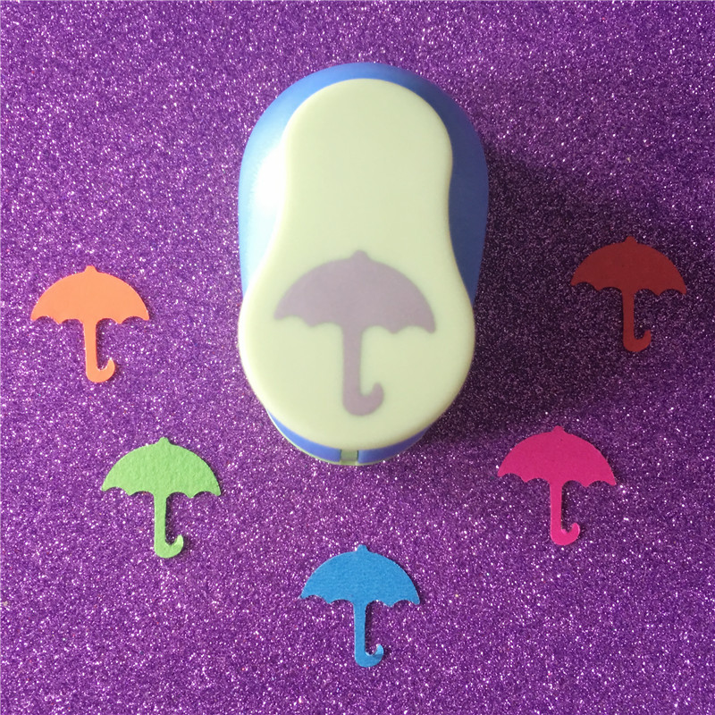 1 Inch Square Shape Eva Foam Punches Paper Punch For Greeting Card Handmade Diy