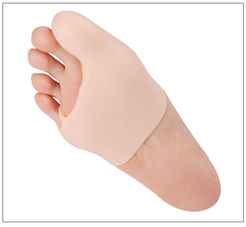 2 PCSfoot file Corrector Bursitis Orthopedic Hallux Valgus Separator Sholl Silicone Insoles Pedicure Socks Gel Insoles For Shoes in Foot Care Tool from Beauty Health