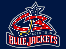 Blue Jackets Logo Promotion-Shop for Promotional Blue Jackets Logo ...