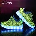 Crianças shoes cesta de rodinha crianças led light up shoes para crianças brilhantes tênis com rodas led zapatillas levou meninas shoes GH375